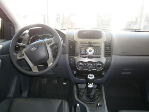 ford ranger xls mt/at entrega inmediata 0 km