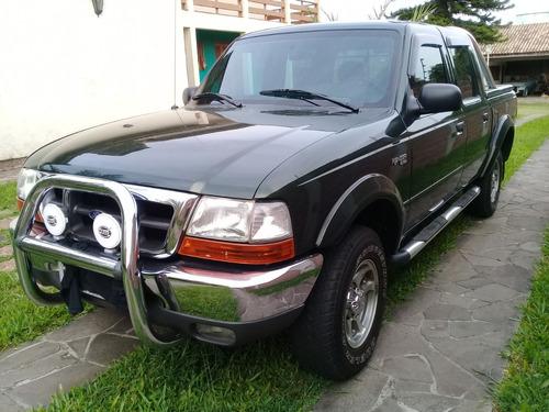 ford ranger xlt 2001 absurdamente nova