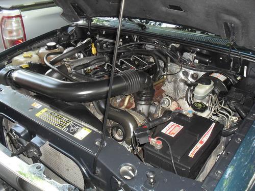 ford ranger xlt 2007 4x2 doble cabina
