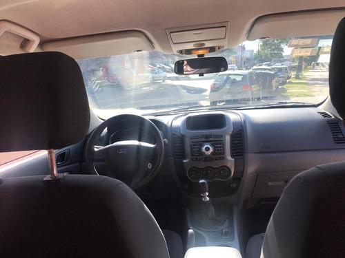 ford ranger xlt 2013 4x4 recibo menor financio