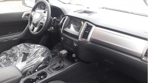ford ranger xlt 2020 4x2 automática con permuta y financia