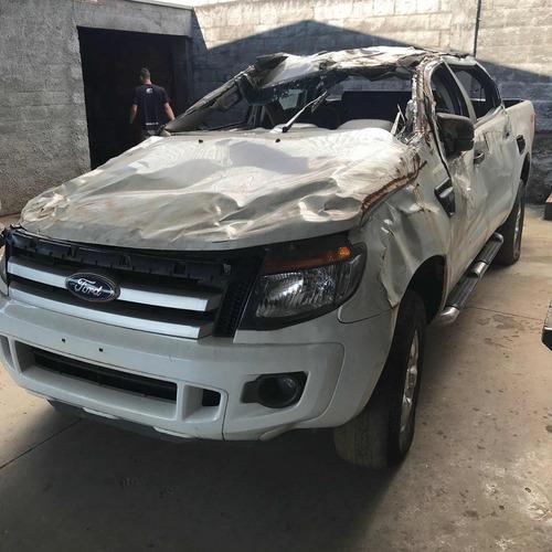 ford ranger xlt 2.2 manual 4x4 - sucata para retirar peças