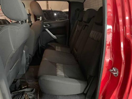 ford ranger xlt 2.5 nafta, 2015 único dueño excelente estado