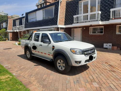 ford ranger xlt 2500 cc excelente unico dueño