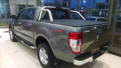 ford ranger xlt 3.2 4x4 0km 2017 entrega inmediata lc