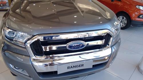 ford ranger xlt 3.2 4x4 2017 0 km pb