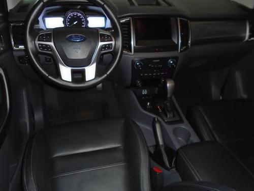 ford ranger xlt 3.2 branco 2018