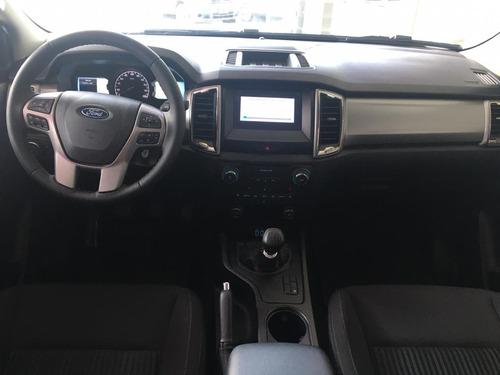 ford ranger xlt 3.2 diesel 4x2 mt cabina doble / forcam gc