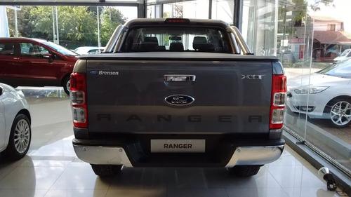 ford ranger xlt 3.2 td 0 km 2017 entrega inmediata tasa 0% m