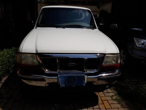 ford ranger  xlt 4.0 cd gas/gnv 1998