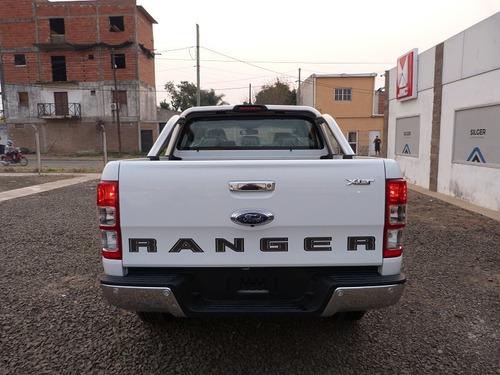 ford ranger xlt 4x2 at linea 2020