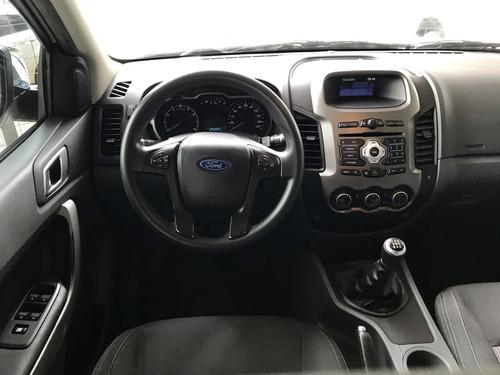 ford ranger xlt 4x2 cabine dupla 2.5 16v flex mec. 2014