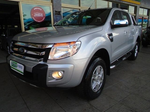 ford ranger xlt 4x2 cabine dupla 2.5 duratec ivct, oll7553