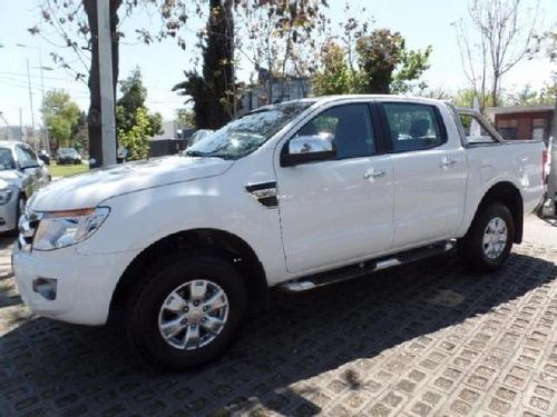 ford ranger xlt 4x2 diesel 2016 con/iva