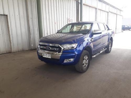 ford ranger  xlt 4x4 3.2 diesel 2017