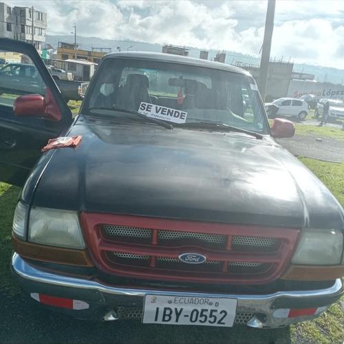 ford ranger xlt 4x4  4x4 doble cabina 8000