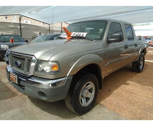 ford ranger xlt 4x4 d/cabina 3.0 2008