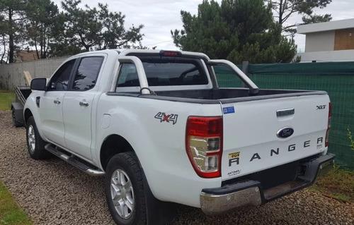 ford ranger xlt 4x4 diesel 2018 solo por partes