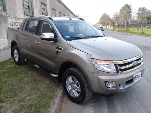 ford ranger xlt 4x4 limited at 2013
