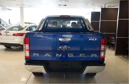 ford ranger xlt automatica 4x2 200cv entrega inmediata