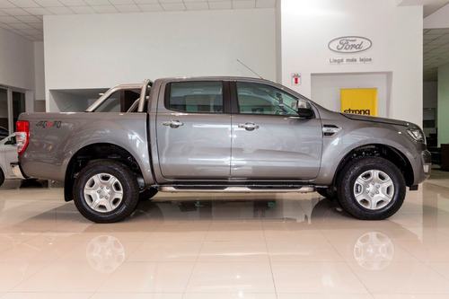 ford ranger xlt cab doble 3.2 tdci 4x2 manual 0km 2018