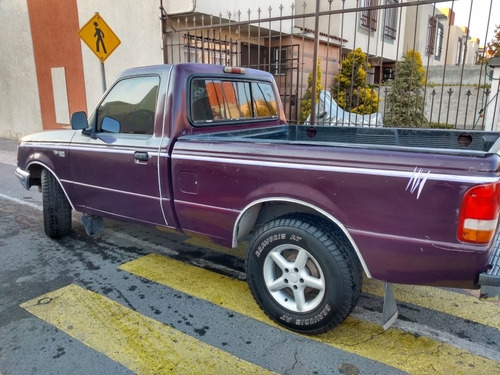 ford ranger xlt cabina regular lwb mt 1997