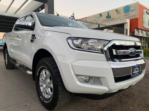 ford ranger xlt crew cab 2017