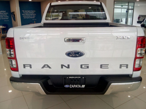 ford ranger xlt crew cab 2.5l 4x4 2019