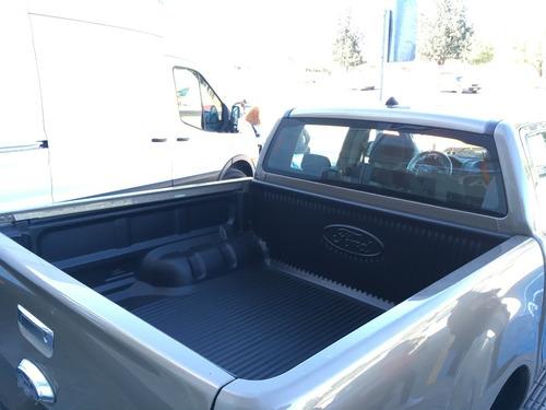 ford ranger xlt crew cab plata ostion 2.5l 4x2 2020