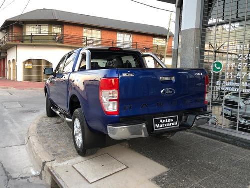 ford ranger xlt   dc  4x2  2015