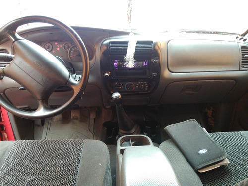 ford ranger xlt l4 crew cab 5vel limited mt