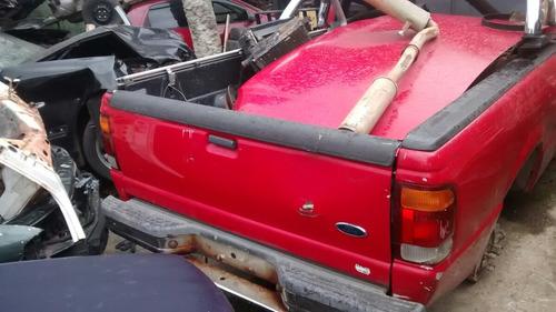 ford ranger xlt  sucata  cambio, suspensao, lataria 1000 em
