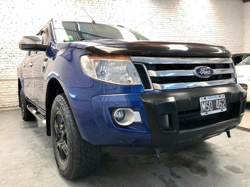 ford ranger2 dc limited 4x4 at 3.2 2013