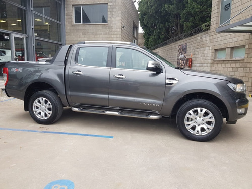 ford renger 4x4 limited manual 2018