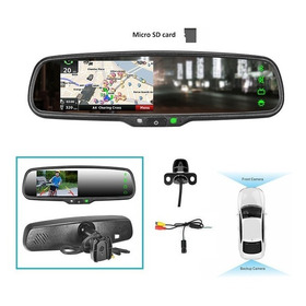 Ford Retrovisor Cámara Y Sensores Reversa Parqueo Video