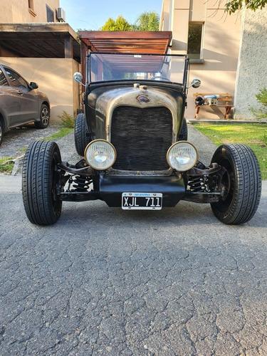 ford roadster hot rod rat