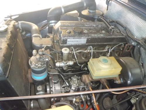 ford - rural  f - 75-  diesel - 4x4 - vovó hilux