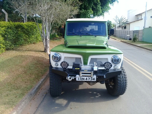 ford rural willis - toda equipada 4x4 flex !