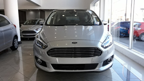 ford s max 2.0 trend 0 km 2018 luces led anticipo