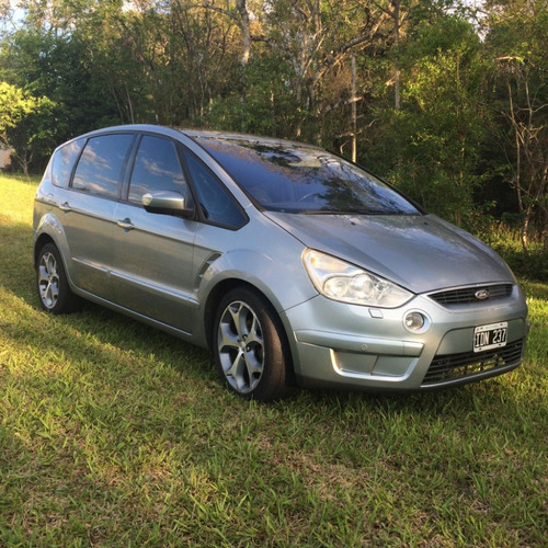 ford s-max 2009 titanium 2.3 at