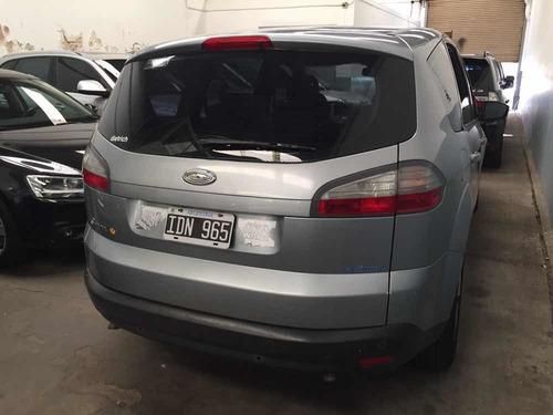 ford s-max 2.3 titanium 2009 socas automotores