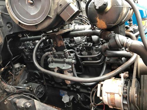 ford sapo f14000 hd caçamba motor novo (ff caminhões)