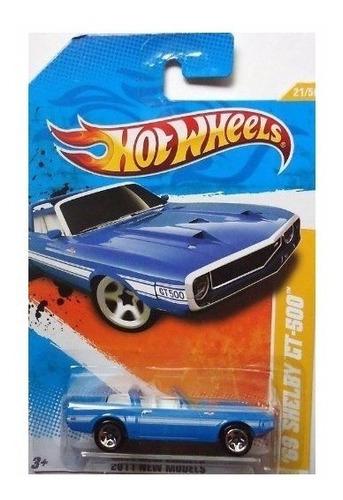 ford shelby gt500 escala 1/64 coleccion hot wheels nuevo