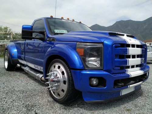 ford shelby super duty replica 2011