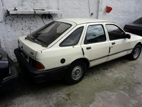 ford sierra 1.6 con 1990 gnc financio 100% (aty automotores)