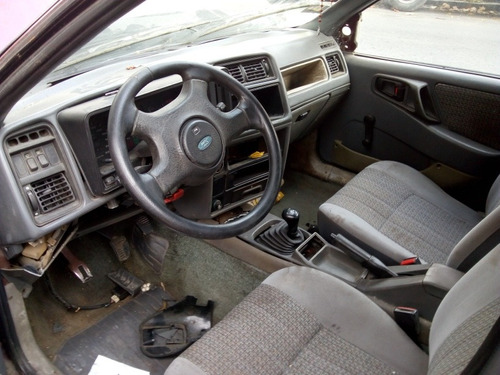 ford sierra 2.3 baja con alta motor
