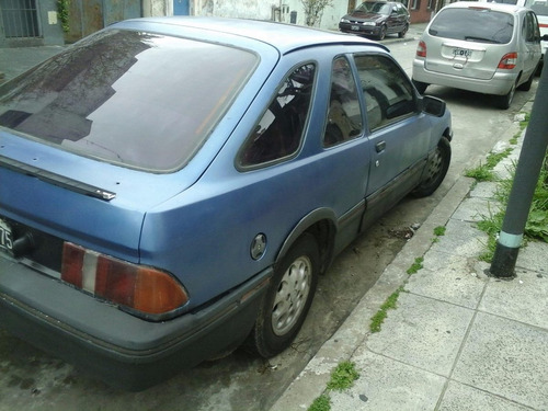 ford sierra xr 4 coupe 2.3 1987