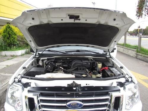 ford sport trac xlt 4.0 doble cabina automático 4x4