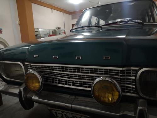 ford station wagon 17m 69