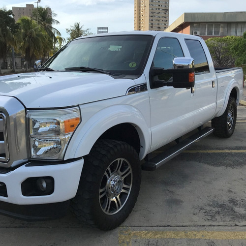 ford super duty 2012 platinum